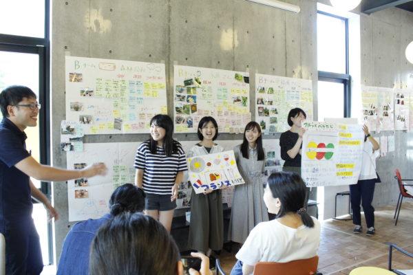 しおじり商品開発プロジェクト│2018